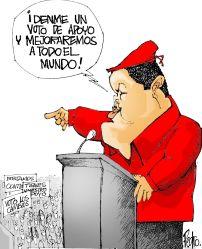 Venezuela tiene derecho a reformar su constitución